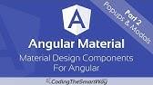 Angular 2 popup/dialog - YouTube