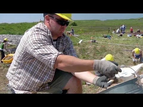 Saving the Past  -- Canada's Greatest Summer Job