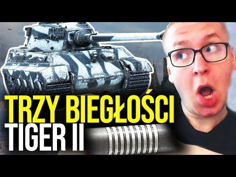 TRZY BIEGŁOŚCI - World of Tanks thumbnail
