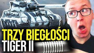 TRZY BIEGŁOŚCI - World of Tanks