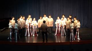 UB Chorale - Tagumpay Nating Lahat (Arr. by Eudenice Palaruan)