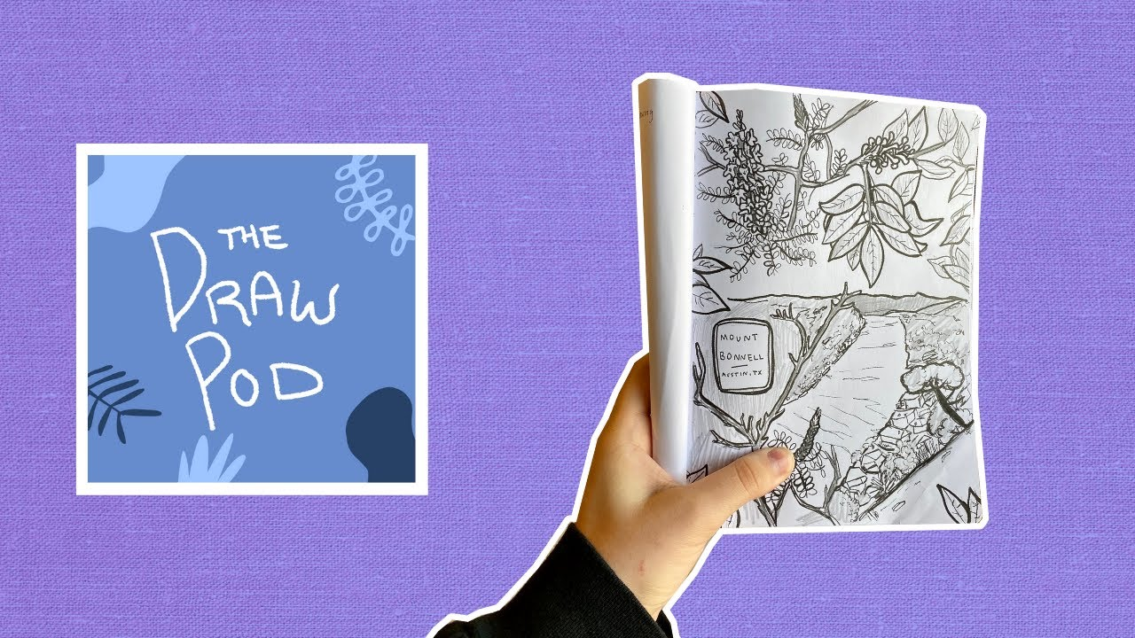 Draw Pod | Hiking, running, fun facts, making pasta, and my favorite college meals