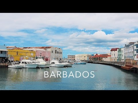 BARBADOS FOR A DAY (PRINCESS CRUISES TRAVEL VLOG)