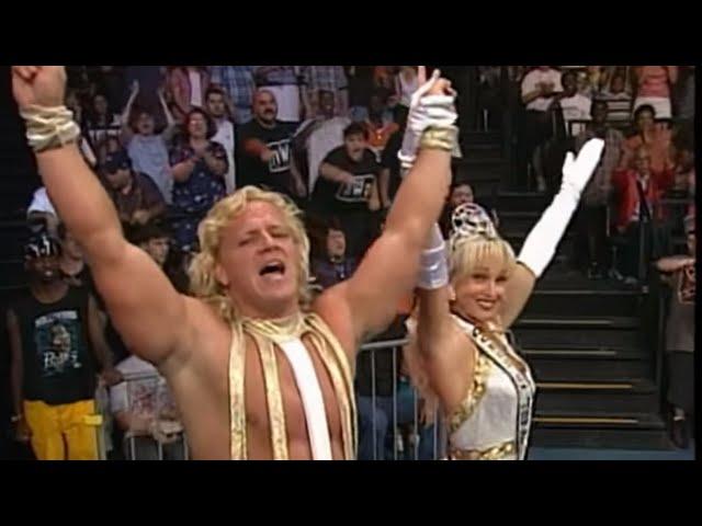 Jeff Jarrett vs. Chris Jericho: WCW Worldwide, Aug. 16, 1997