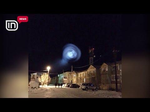 Shfaqen Ufo-t në Rusi?! Objektet që ndriçojnë qiellin, shkaktojnë panik