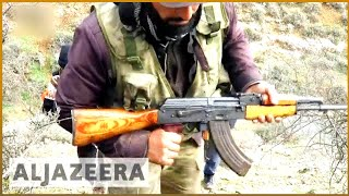 🇸🇾 Turkey-backed Syrian rebels advance towards Afrin