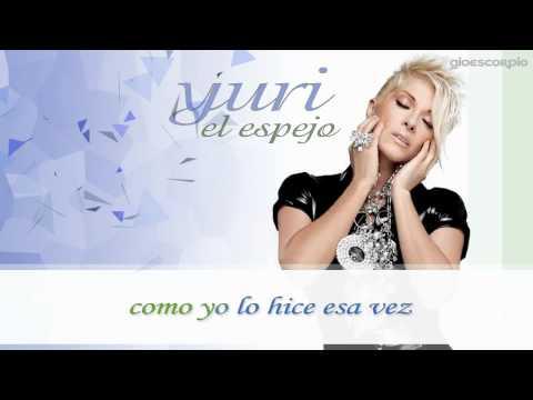yuri - el espejo karaoke