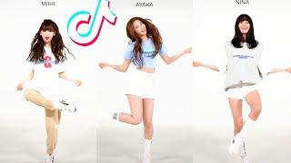 NiziU - Make You Happy Dance - TIKTOK COMPILATION