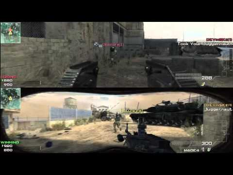 MW3 How to Kill a Juggernaut (EASY WAY)