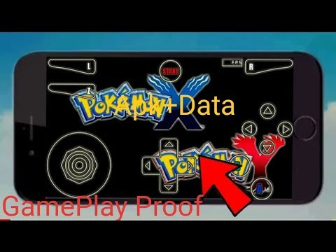 How To Download Pokemon X-and-y Android & IOS Devices Gameplay