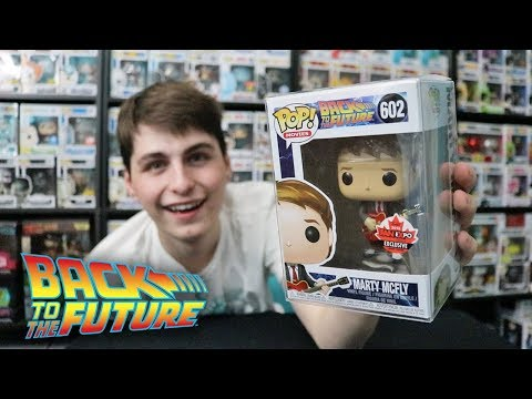 Top 5 Time Traveling Funko Pops!