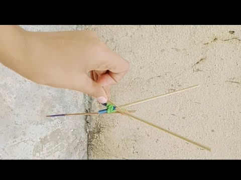 how to do gravity fail experiment at home with sticks