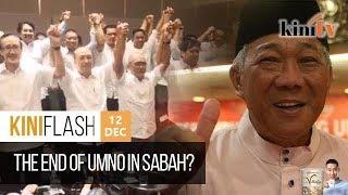 The end of Umno in Sabah?   KiniFlash - 12 Dec