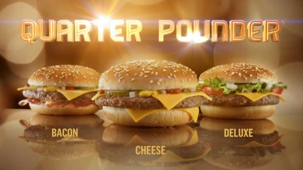 McDonald's Quarter Pounder - YouTube