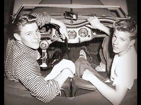 Ricky Nelson Hollywood House Then & Now