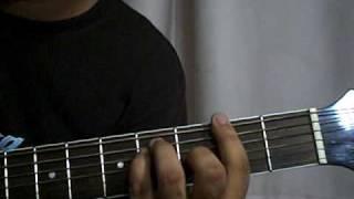 Woh Lamhe - Jal - Atif Aslam Guitar Lesson (Complete Guitar Tutorial)