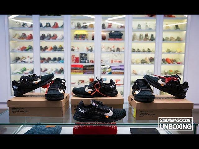 UNBOXING: 2018 Off-White x Nike Presto