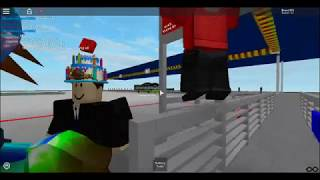 Roblox| Golgate Bus Terminal| Grand Opening to the public. (Part 1)