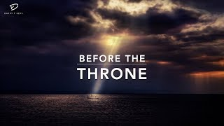Before The Throne - 3 Hour Peaceful Music | Prayer Music | Time With Holy Spirit | Alone With Him