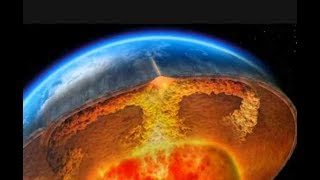 National Geographic—Earth's Crust Peeling In Two, New Phenomenon From Bible Prophecy