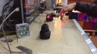 Электроника для квеста: лазерная сигнализация(Компактная лазерная сигнализация При каждом включении автоматически калибруется и работает, даже если..., 2017-01-09T21:52:16.000Z)