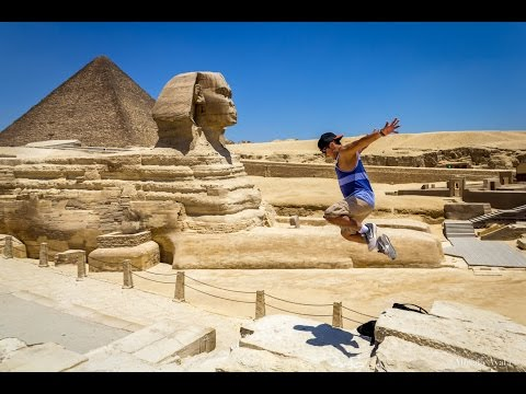 GoPro 3 +  Backpacking Jordan & Egypt HD