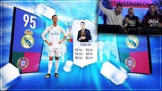 FIFA 18: TOTGS RONALDO ST PACK ESKALATION mit NOHANDGAMING 🔥😱  + FETTE GEWINNSPIELE