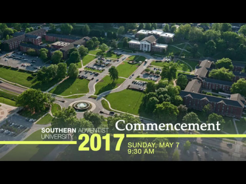 Commencement May 2017