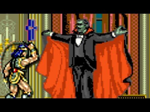 Haunted Castle (Arcade Castlevania) All Bosses (No Damage)