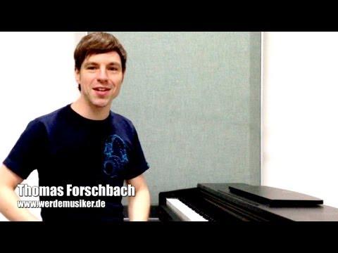 Klavier spielen lernen in 10 min! - So geht's wirklich!