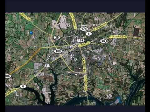 How To Use Satellite View In Google Maps On Your Blackberry Youtube