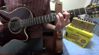 RCサクセションの「甲州街道はもう秋なのさ」をギターで弾き語ってみ...