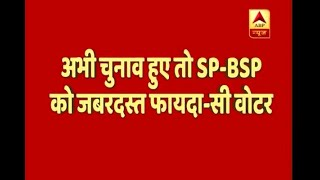 SP-BSP alliance may get 50% votes if election happens now in UP: C voter