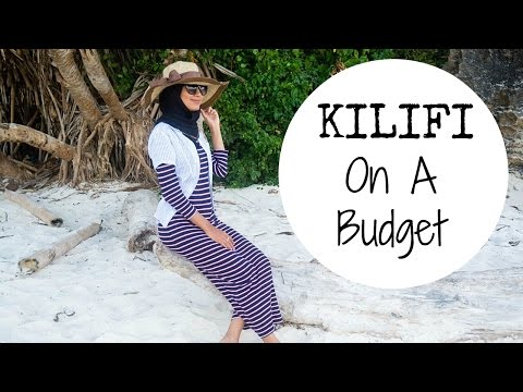 EXPLORE KILIFI ON A BUDGET | Kenya 2017