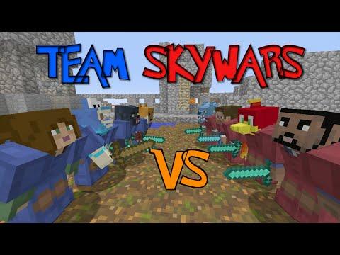 TEAM SKYWARS   The battle for Above Earth