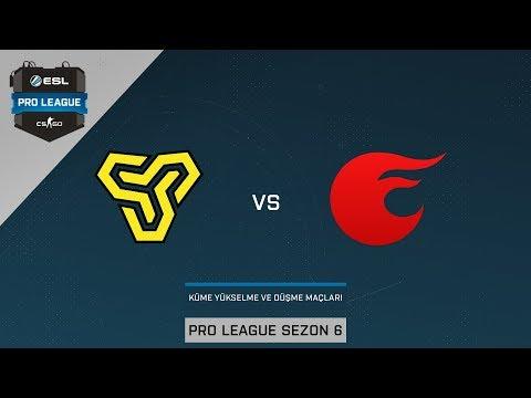 [TR] Space Soldiers vs. eXtatus - BO3   2. Maç I ESL Pro League Küme Yükselme ve Düşme Maçları