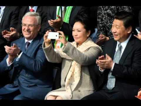 Peng Liyuan Fashion - The First Dame of China