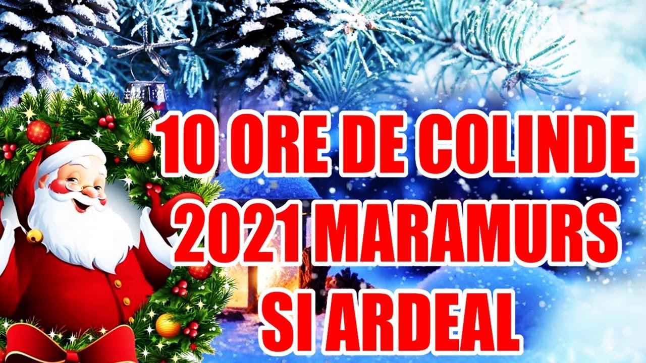 10 ORE DE COLINDE Colaj colinde 2021 Maramures Colinde 2021 Ardel Colinde #colinde2021 #colinde2020