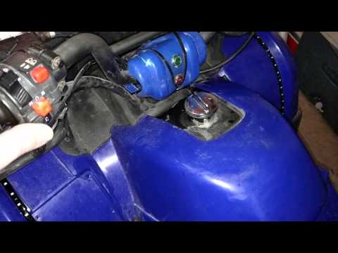 Part 3 - TaoTao 250cc ATV not starting - It was just the ignition wires. -  YouTubeYouTube