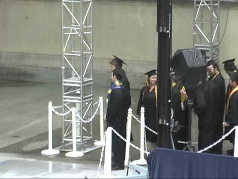 Brian Weissenberg Graduates With Honors at UC Berkeley