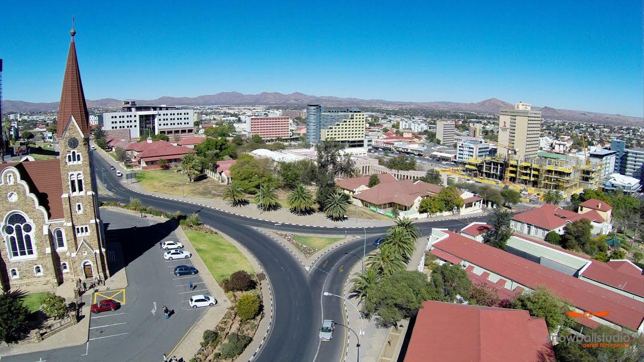 City Of Windhoek Youtube
