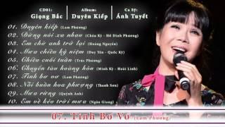 Tinh Bo Vo - Anh Tuyet (Giọng Bắc)