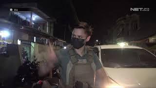 Live Saat Tawuran, Pemuda Pemudi ini Ditangkap - 86