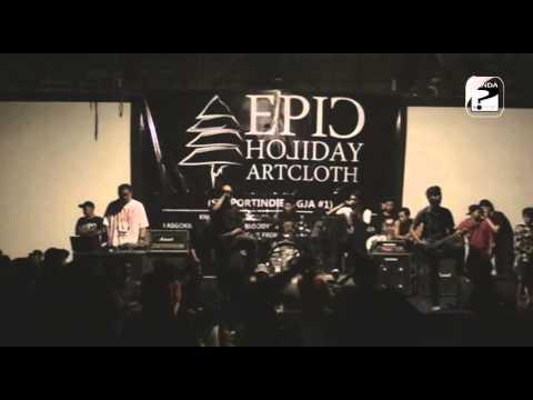 Jupiter shop magelang at Epic Holiday Launching Party