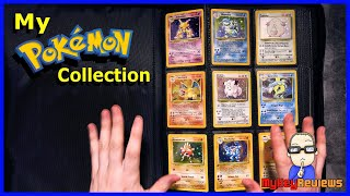 My Pokémon Trading Card Collection (PTCG) | Vlog | MyKeyReviews