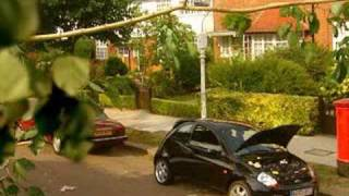 Ford SportKa Bird Commercial