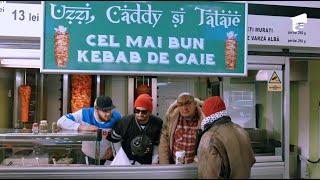 Uzzi, Caddy și Tataie! Cel mai bun kebab de oaie!