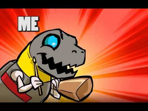 ME GRIMLOCK KING! (ft. Gregg Berger) Original Version