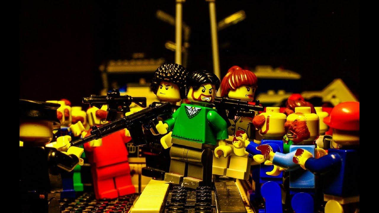 Lego Zombie The Escape Youtube
