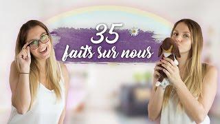 ON VOUS AVOUE LE PIRE 😱 || 35 FAITS SUR NOUS thumbnail